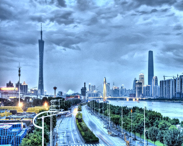 Гуанчжоу фото