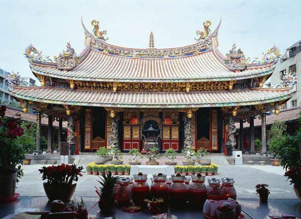Китайский храм_