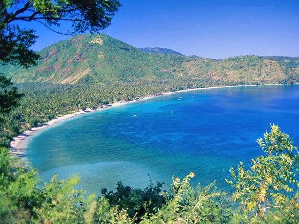 Фото острова Ломбок