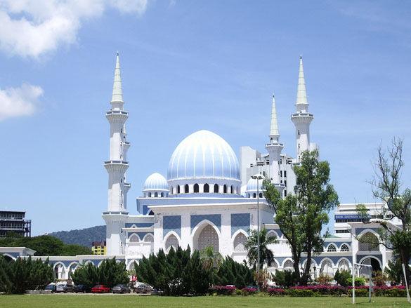 Мечеть. Малазия