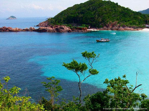 Остров фото. Малазия