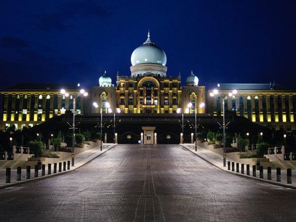 Отель в Куала-Лумпур в Малазии