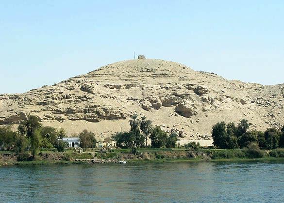 Река Нил. Египет