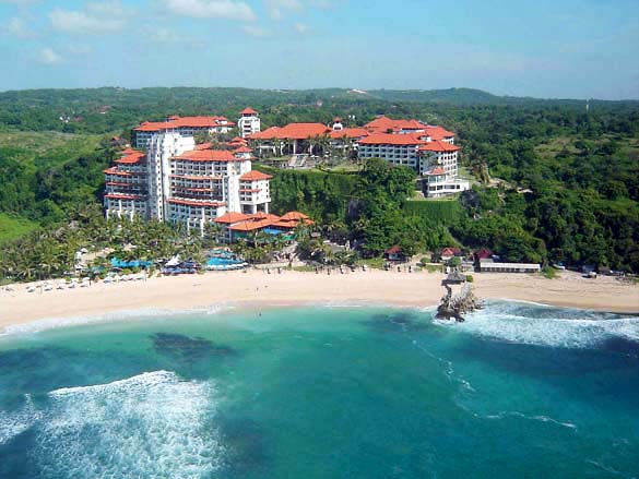 Шри-Ланка. Отель на морском берегу фото