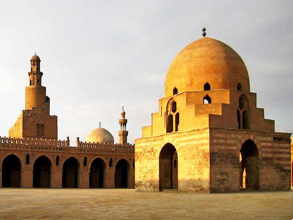 Старая мечеть в Камре фото