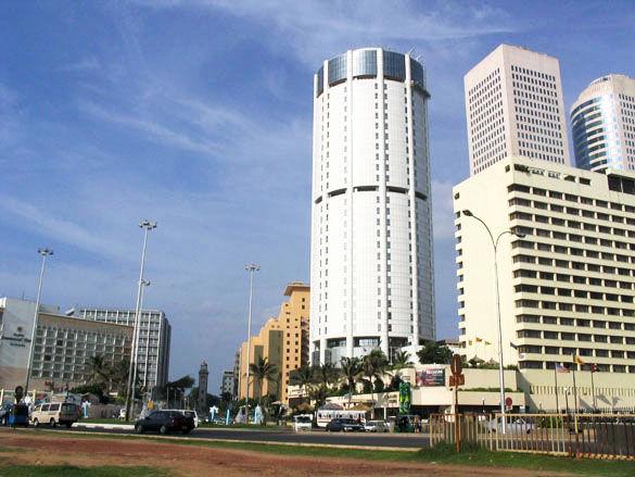Город Коломбо фото