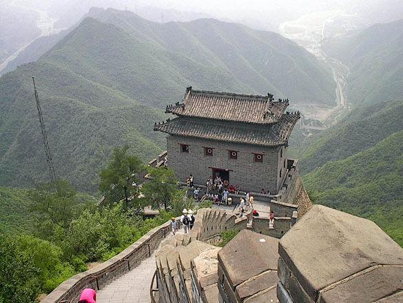 Фото Великая Китайская Стена