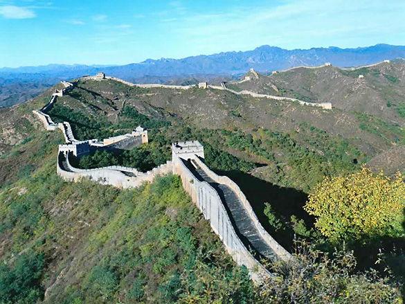 Великая Китайская Стена. Китай