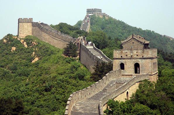 Великая Китайская стена_1