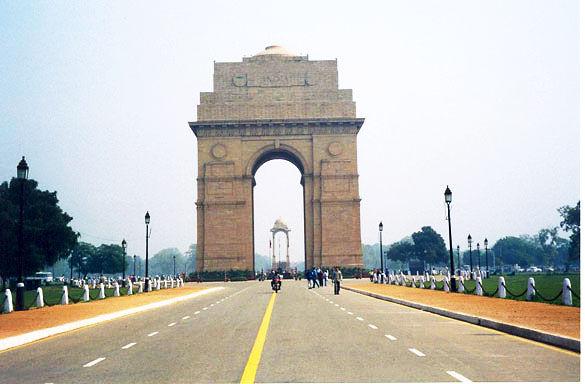 Ворота Индии фото