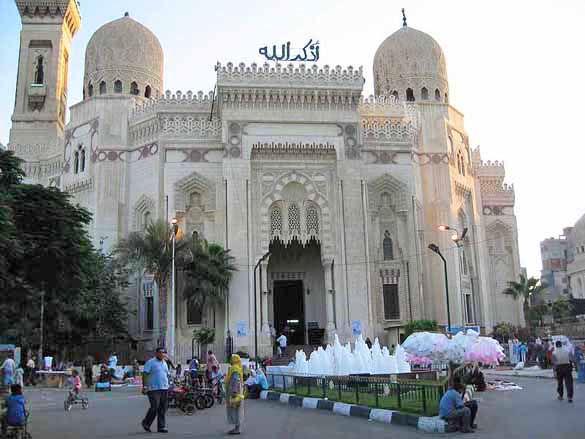 Александрия фото. Египет