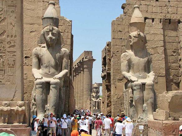 Архитектура Египта фото