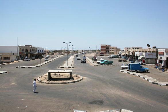 Город Дахаб фото