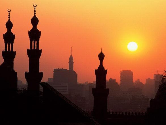 Город Каир
