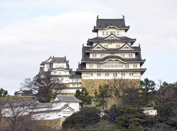 Химэдзи - замок Белой Цапли фото