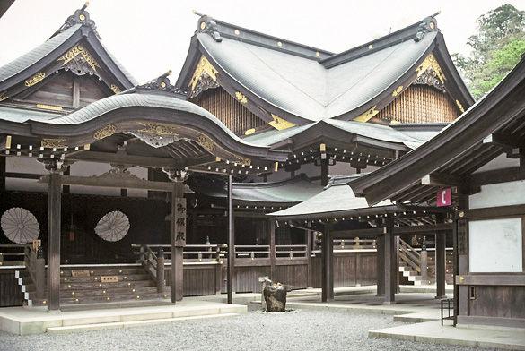 Фото Храм Исэ