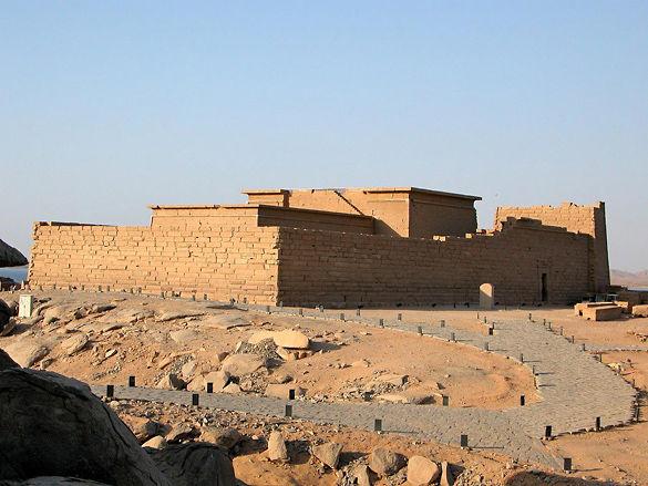 Храм Калабша. Нубия