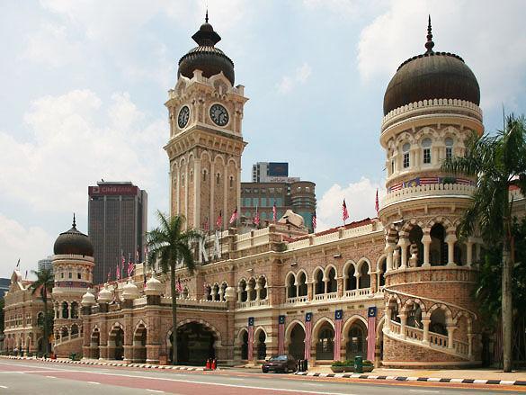 Фото Куала-Лумпур. Малайзия