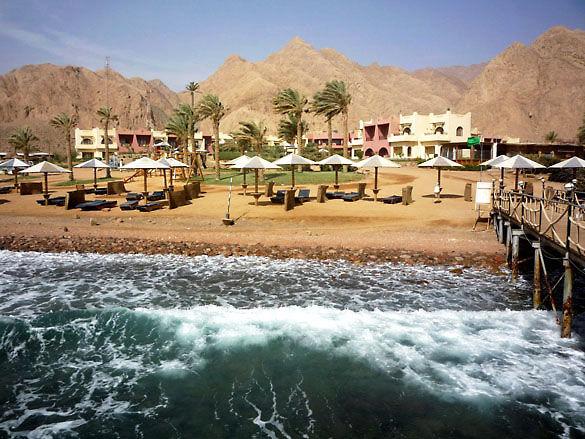 Курорт Дахаб фото