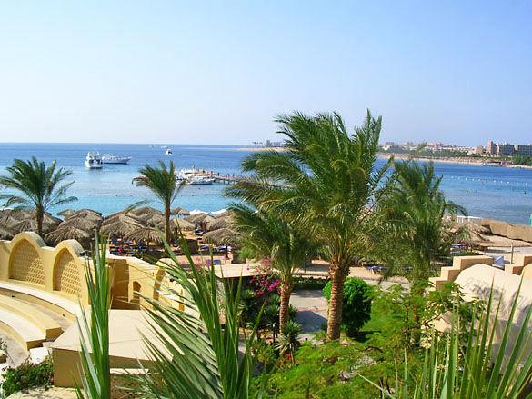 Курорт Макади Бей фото