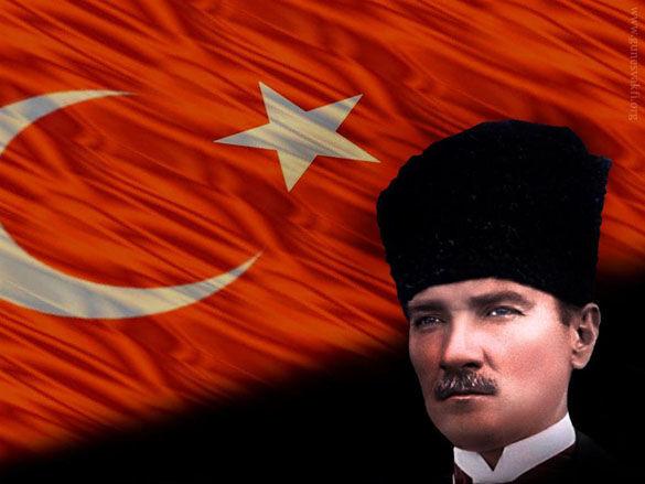 Мустафа Кемаль Ататюрк фото