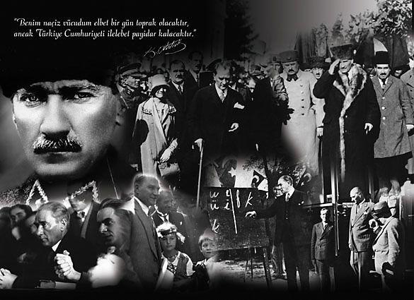 Мустафа Кемаль Ататюрк - герой Турции