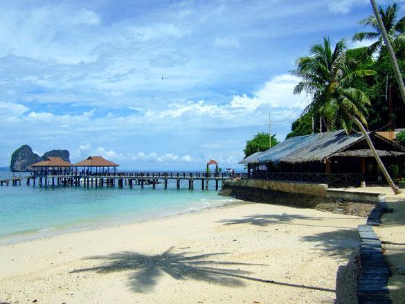 Остров Ко Ланта фото