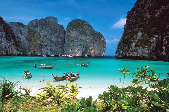 Остров Пхи-Пхи фото