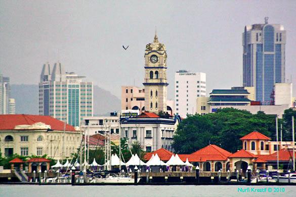 Остров Пинанг фото