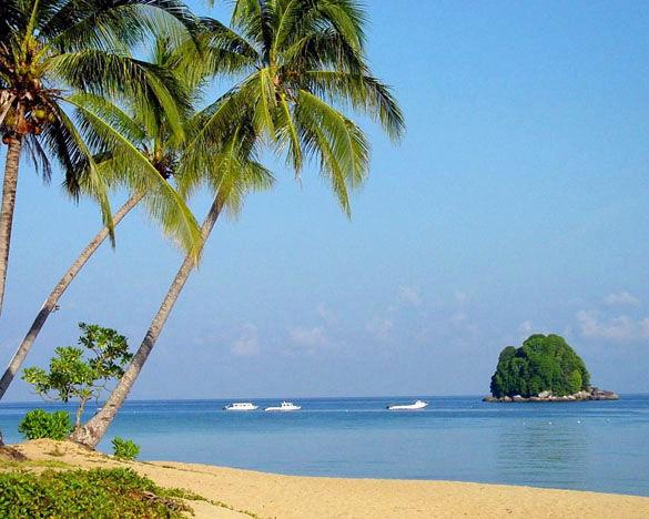 Остров Тиоман фото