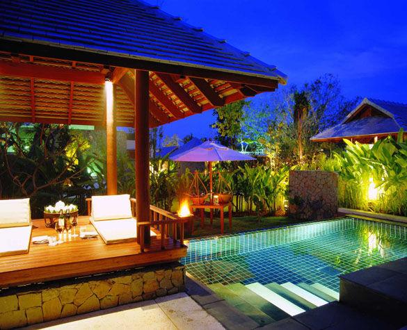 Отель на Као-Лак фото
