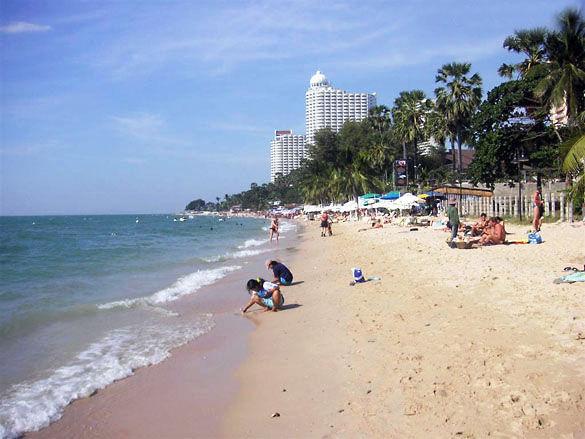 Пляж Паттайя фото