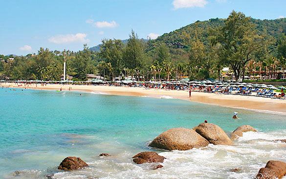 Пляжи Пхукет фото. Таиланд