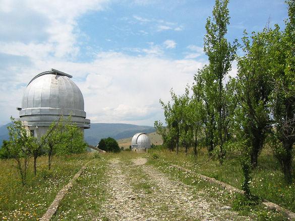 Астрофизическая обсерватория. Шемаха