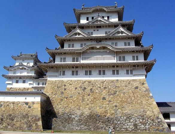 Замок Химедзи фото