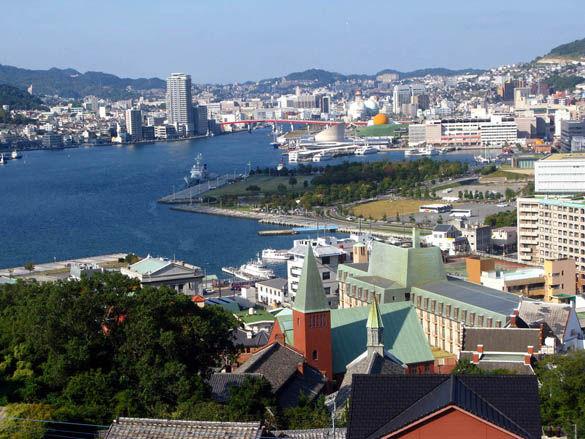 Город Нагасаки
