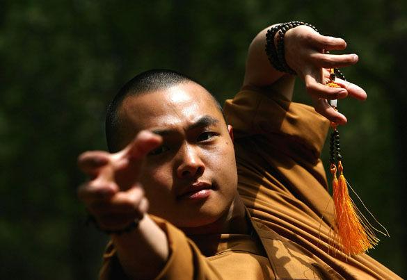 Шаолинский монах