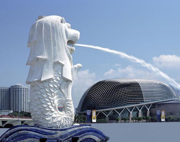 Фото Сингапур