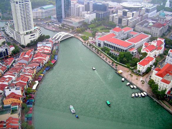 Страна Сингапур фото
