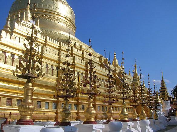 Традиции Бирмы фото