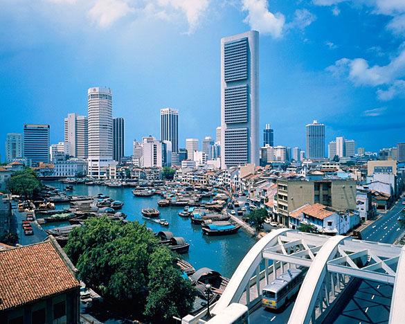 Погода в Сингапуре в феврале
