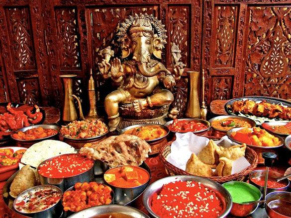 Национальная индийская кухня