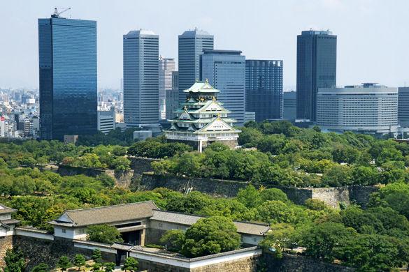 Город Осака