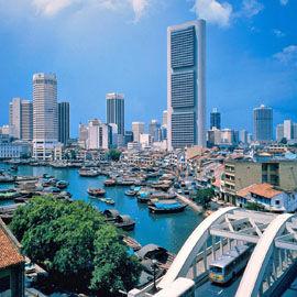 Оформление визы в Сингапур